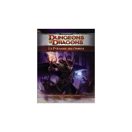 D&D 4 : La Pyramide des ombres