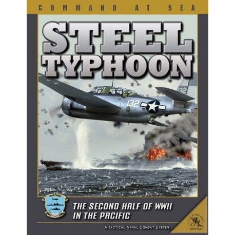 Command at Sea Vol. X - Steel Typhoon