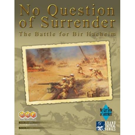 No Question of Surrender