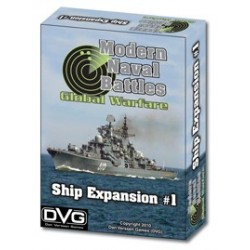 Modern Naval Battles - Global Warfare Ship expansion 1