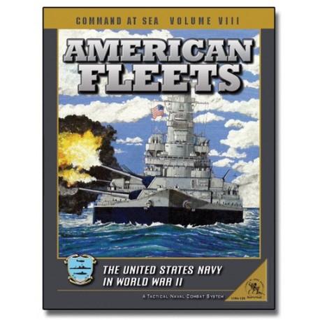 Command at Sea Vol. VIII - American Fleets