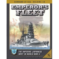 Command at Sea Vol. IX - The Emperor'sFleets