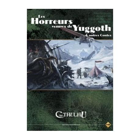 Cthulhu : Les Horreurs venues de Yuggoth et autres contes