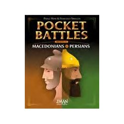 Pocket Battles : Macedonians vs. Persians