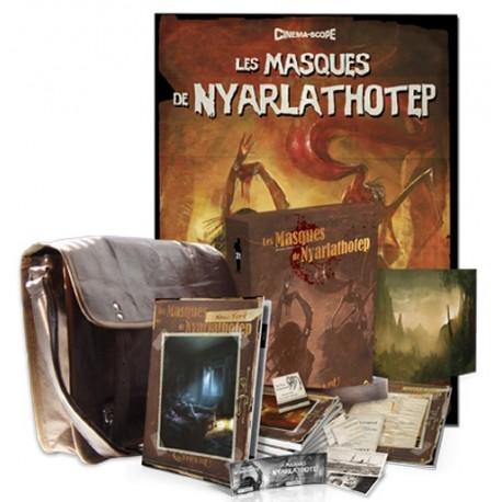 Les Masques de Nyarlathotep - édition Collector
