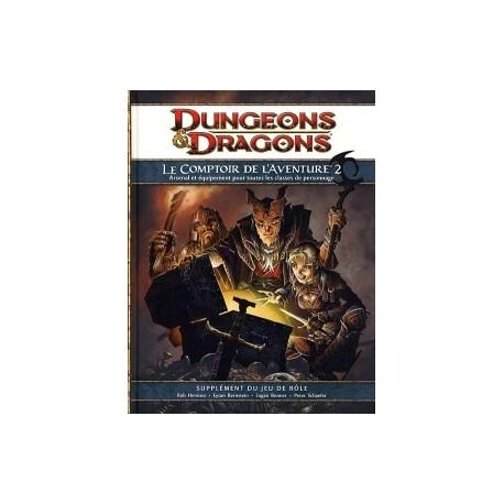 D&D 4 : le comptoir de l'aventure 2