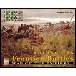 Battles of 1866 : Frontier Battles