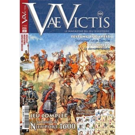 Vae Victis n°105 - édition jeu - La bataille de Nieuport 1600