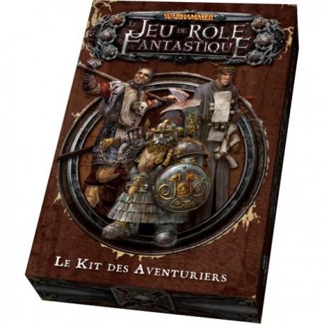 Warhammer - le kit des aventuriers