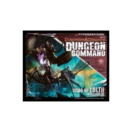 Dungeon Command - Sting of Lolth