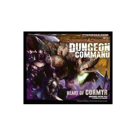 Dungeon Command - Heart of Cormyr