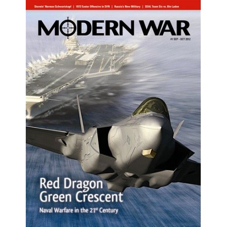 Modern War n°1 : Red Dragon, Green Crescent