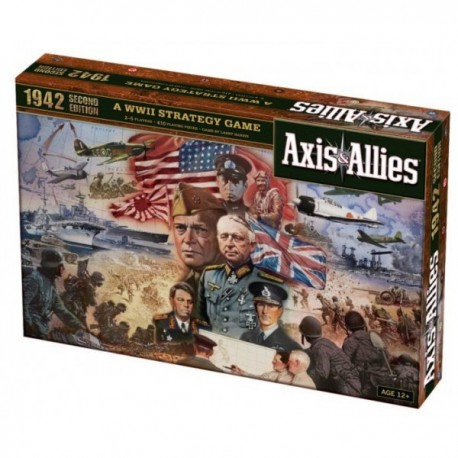 Axis & Allies 1942 - The World at War - 2nd edition