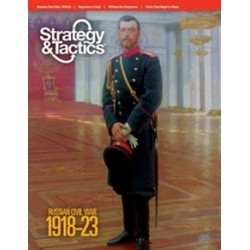 Strategy & Tactics 267 - Russian Civil War
