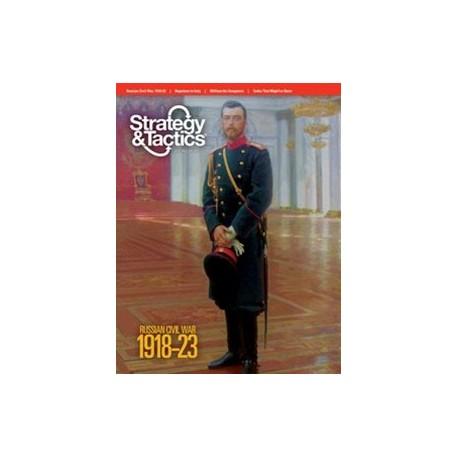 Strategy & Tactics 267 - Russian Civil War