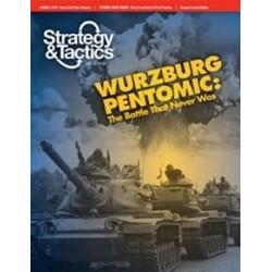 Strategy & Tactics 263 : Wurzburg Pentomic