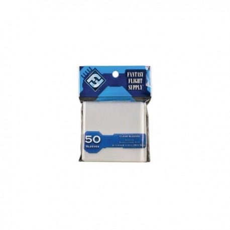 FFG - 50 Square Board Games Sleeves 70x70mm