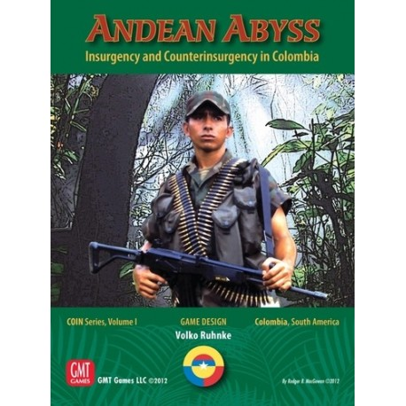Andean Abyss 2nd printing