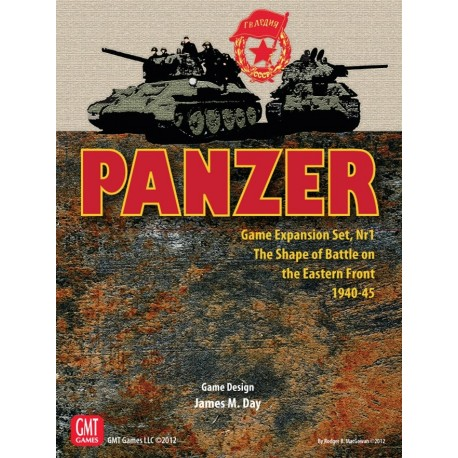 Panzer Expansion 1: The Shape of Battle - The Eastern Front