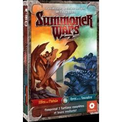 Summoner Wars : Elfes du Phénix & Orcs de la Toundra