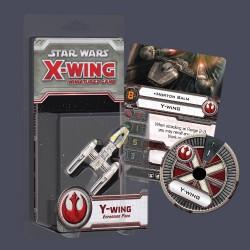 Chasseur Y-Wing - extension pour le jeu X-Wing