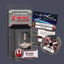 Chasseur X-Wing - extension pour le jeu X-Wing