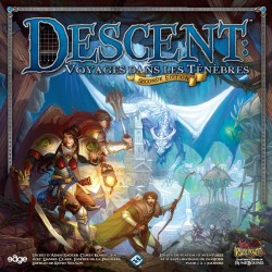 Descent : Voyages dans les Ténèbres Seconde Édition