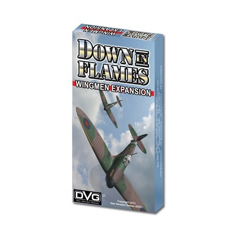 Down In Flames - Wingmen Expansion