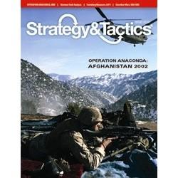Strategy & Tactics 276 : Opération Anaconda