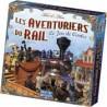 Les Aventuriers du Rail - Le jeu de cartes