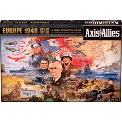Axis and Allies : Europe 1940 2nd Edition