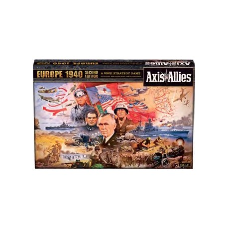 Axis and Allies : Europe 1940 Edition