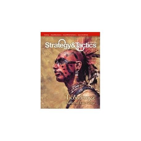 Strategy & Tactics 277 : Ticonderonga