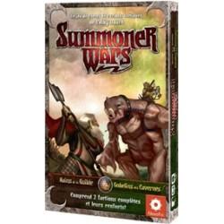 Summoner Wars : Nains de la Guilde et Gobelins des Cavernes