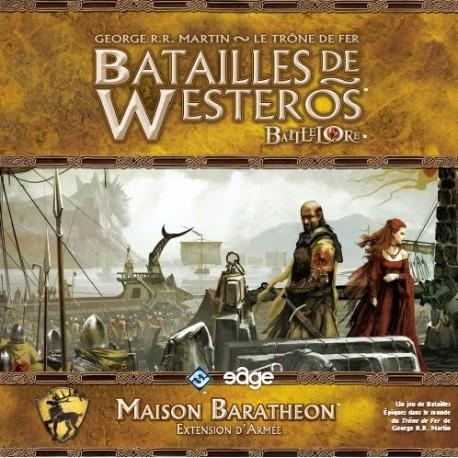 Batailles de Westeros - Maison Barathéon
