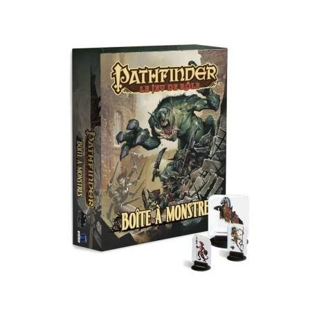 Pathfinder Boite à monstres