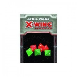 X-Wing set de dés