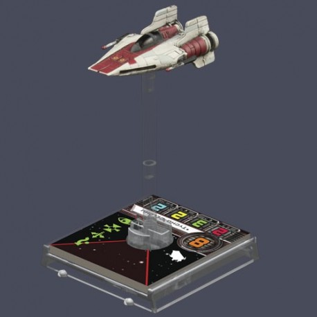 Extension X-Wing : Chasseur A-Wing