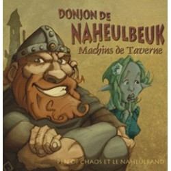 CD Naheulbeuk : Machins de Taverne