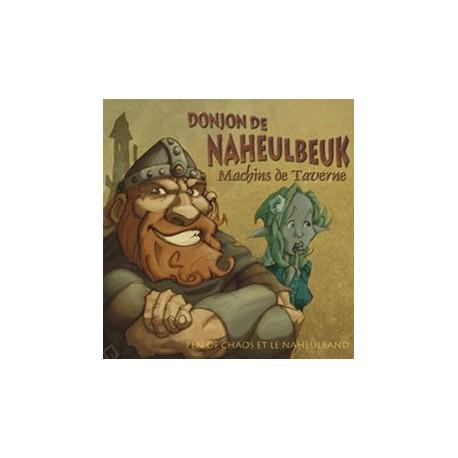Naheulbeuk : Machins de Taverne