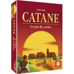 Catane : le jeu de cartes