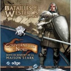 Boite de Gouverneurs du Nord - Batailles de Westeros