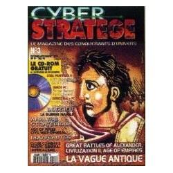 Cyberstratege 3 ancienne formule avec son CD