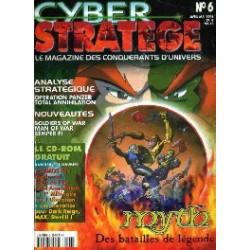 Cyberstratege 6 ancienne formule avec son CD