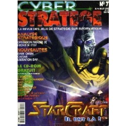 Cyberstratege 7 ancienne formule avec son CD