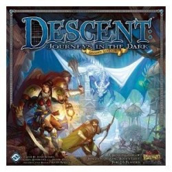 Descent: Journeys in the Dark 2nd ed.