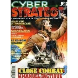 Cyberstratege 12 ancienne formule avec son CD