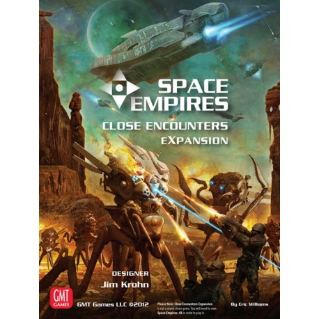 Space Empires - Close Encounters
