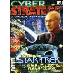 Cyberstratege 15 ancienne formule avec son CD