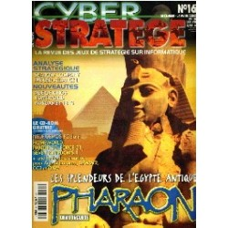 Cyberstratege 16 ancienne formule avec son CD